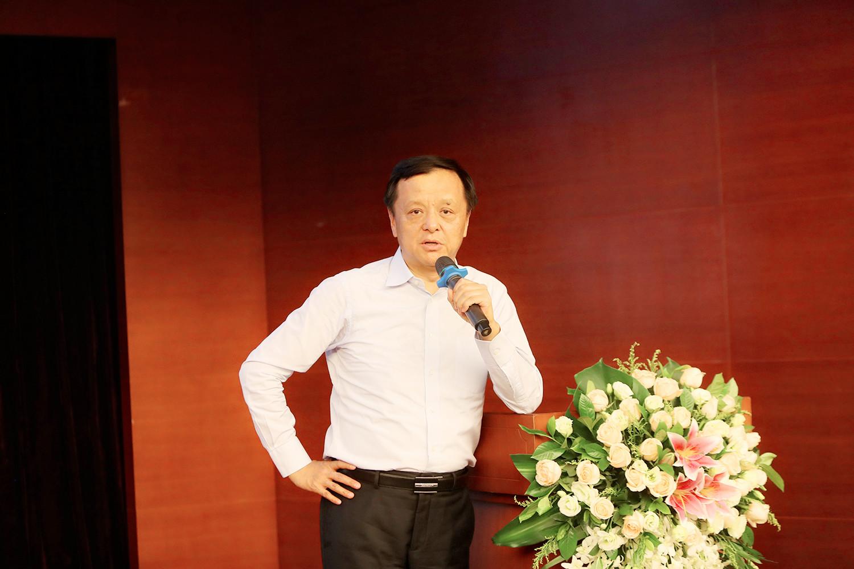 港交所行政总裁、融汇通金董事长李小加致辞